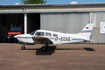 D-ECUL - Private Piper PA-28 Warrior