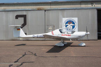D-EUGS - Private Diamond DA 20 Katana