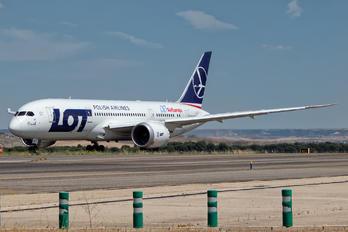 SP-LRF - Air Europa Boeing 787-8 Dreamliner
