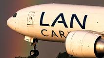 N772LA - LAN Cargo Boeing 777F aircraft