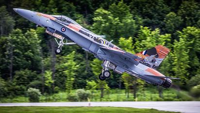 188761 - Canada - Air Force McDonnell Douglas CF-188A Hornet