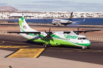 EC-IZO - Binter Canarias ATR 72 (all models)