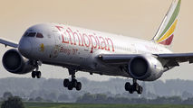 ET-AOR - Ethiopian Airlines Boeing 787-8 Dreamliner aircraft