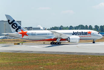 VH-VKK - Jetstar Airways Boeing 787-8 Dreamliner