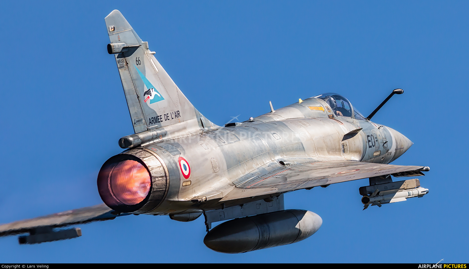France - Air Force 66 aircraft at Luxeuil-Saint-Sauveur AB