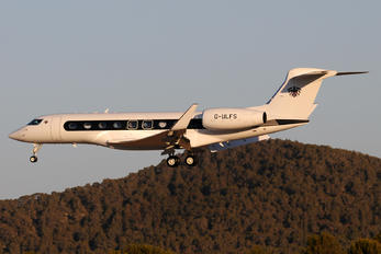 G-ULFS - Private Gulfstream Aerospace G650, G650ER