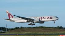 A7-BBF - Qatar Airways Boeing 777-200LR aircraft