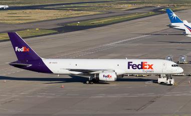 N912FD - FedEx Federal Express Boeing 757-200F
