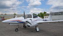 SP-NEU - Private Diamond DA 42 Twin Star aircraft