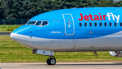 OO-JEF - Jetairfly (TUI Airlines Belgium) Boeing 737-800