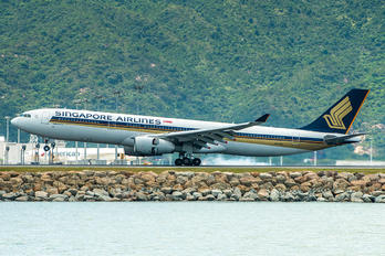 9V-STL - Singapore Airlines Airbus A330-300