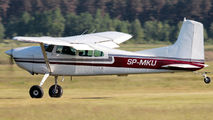 SP-MKU - Private Cessna 185 Skywagon aircraft