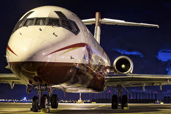 N168CF - Sunrider Corporation McDonnell Douglas MD-87