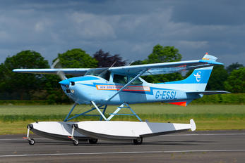 G-ESSL - Euro Seaplane Services Cessna 182 Skylane (all models except RG)