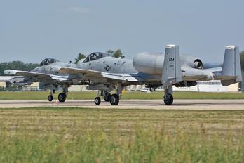 78-0651 - USA - Air Force Fairchild A-10 Thunderbolt II (all models)