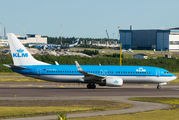 PH-BXI - KLM Boeing 737-800 aircraft