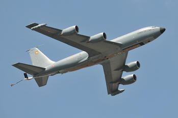 93-CK - France - Air Force Boeing C-135FR Stratotanker