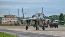 4123 - Poland - Air Force Mikoyan-Gurevich MiG-29GT aircraft