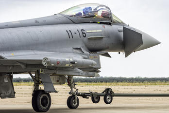 C.16-46 - Spain - Air Force Eurofighter Typhoon S