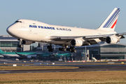 F-GIUC - Air France Cargo Boeing 747-400F, ERF aircraft