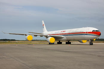 D-AAAU - China Eastern Airlines Airbus A340-600