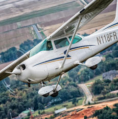 N118FR - Private Cessna 172 Skyhawk (all models except RG)