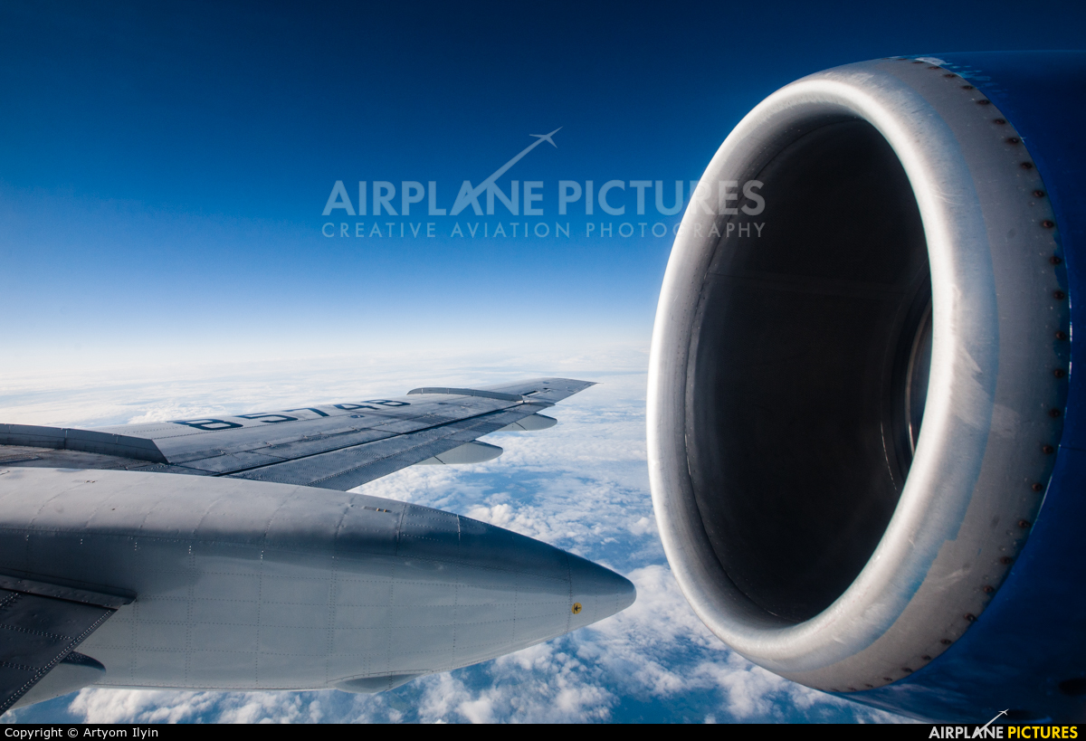 Belavia EW-85748 aircraft at In Flight - Belarus