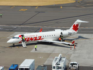 C-GJZZ - Air Canada Jazz Canadair CL-600 CRJ-200
