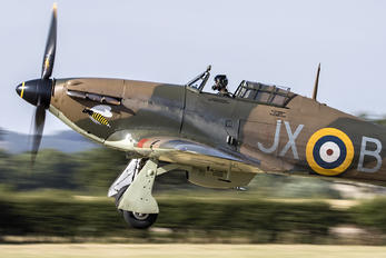 "LF363 - Royal Air Force ""Battle of Britain Memorial Flight&quot Hawker Hurricane Mk.IIc"