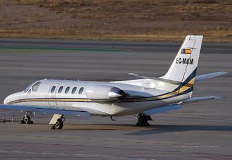 EC-MAM - Private Cessna 550 Citation II