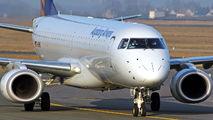 D-AEME - Augsburg Airways - Lufthansa Regional Embraer ERJ-195 (190-200) aircraft