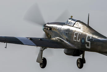 "PZ865 - Royal Air Force ""Battle of Britain Memorial Flight&quot Hawker Hurricane IIC"