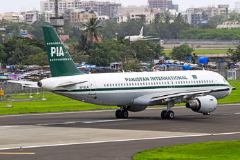 AP-BLA - PIA - Pakistan International Airlines Airbus A320