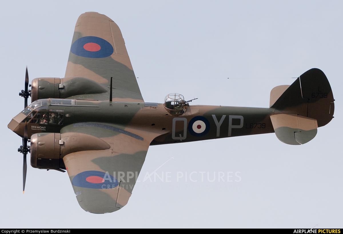 Private G-BPIV aircraft at Duxford