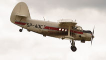 SP-AOC - Aeroklub Bydgoski Antonov An-2 aircraft