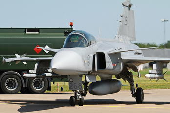 39268 - Sweden - Air Force SAAB JAS 39C Gripen