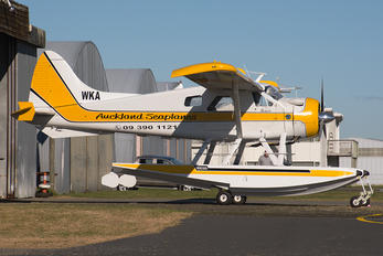 ZK-WKA - Auckland Seaplanes de Havilland Canada DHC-2 Beaver