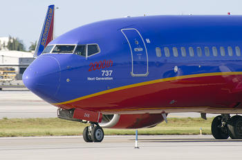 N248WN - Southwest Airlines Boeing 737-700