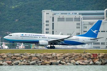 B-5319 - Xiamen Airlines Boeing 737-800