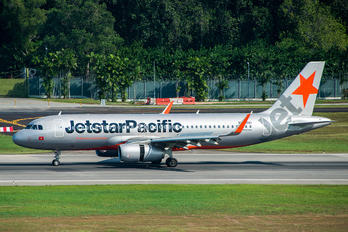 VN-A561 - Jetstar Pacific Airlines Airbus A320
