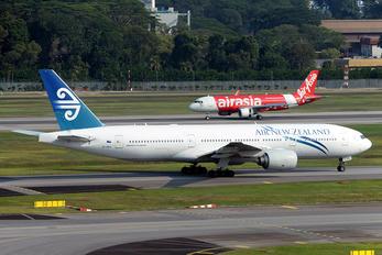 ZK-OKH - Air New Zealand Boeing 777-200ER