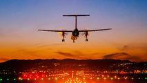 JA854A - ANA Wings de Havilland Canada DHC-8-400Q / Bombardier Q400 aircraft