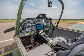 HA-TUH - Private Scottish Aviation Bulldog