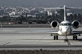 HB-JGP - Execujet Europa AS Bombardier BD-700 Global Express