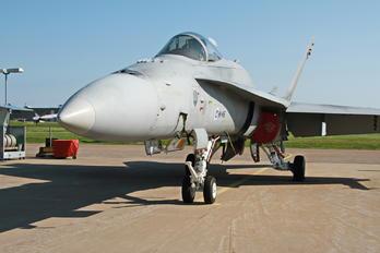 HN-415 - Finland - Air Force McDonnell Douglas F-18C Hornet