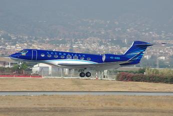 4K-AI88 - Azerbaijan - Government Gulfstream Aerospace G650, G650ER