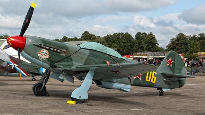 RA-3587K - Private Yakovlev Yak-9UM