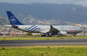 EC-LNH - Air Europa Airbus A330-200