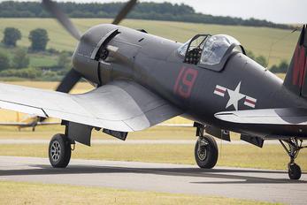 D-FCOR - Max Alpha Aviation GmbH Vought F4U Corsair