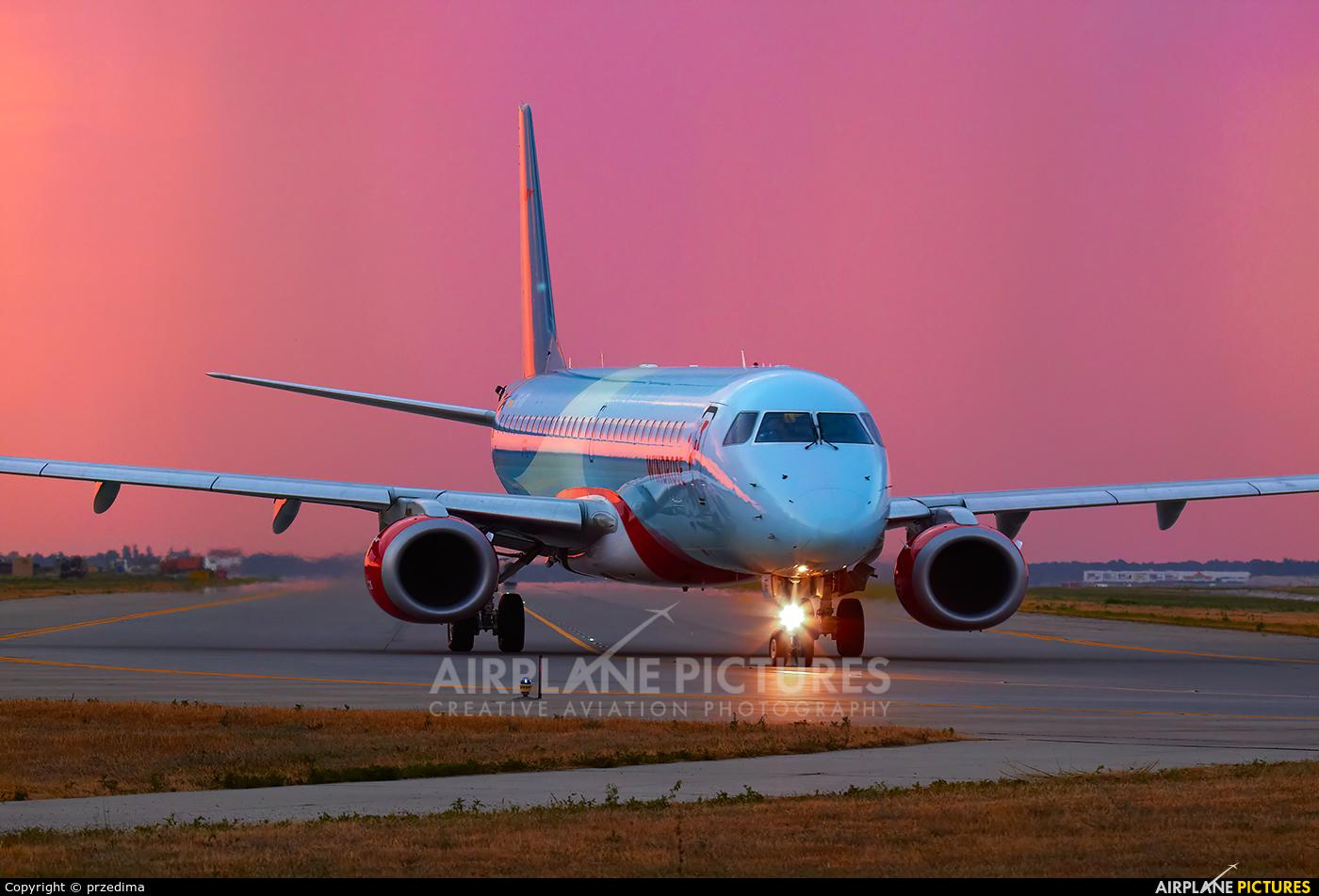 Windrose Air UR-WRF aircraft at Kiev - Borispol